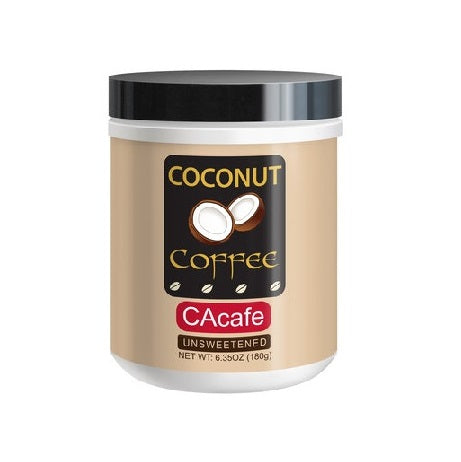 Coconut Coffee Unsweetened 6.35oz