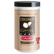Coconut Coffee Unsweetened 12.7oz (6-Pack)