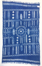 SALE! Mud cloth, Collectible African Textile, Hand crafted shibori patterns, vintage
