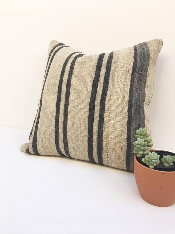 Boho Pillows and Inserts, Accent, Boho, Home Décor, Premium, Made in California, Bohemian, Scatter Pillow, Rustic Style, Throw, Cover