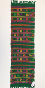 Mexican table top runner.