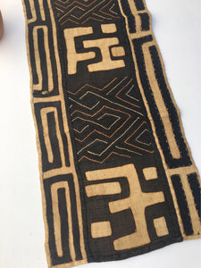 Kuba Cloth, Vintage Textile, Hand made, All natural material