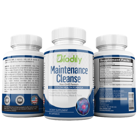 Maintenance Cleanse