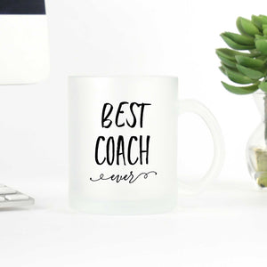 Best Coach Ever Coffee Mug