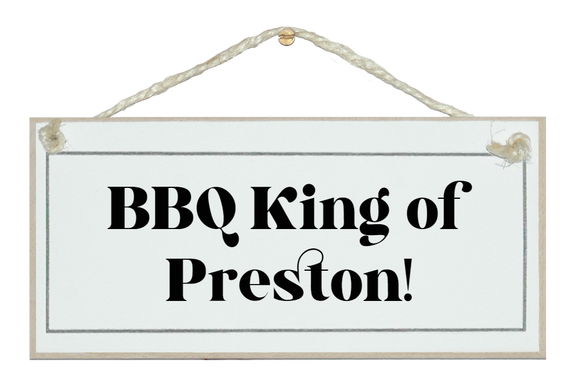 BBQ King of...