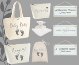 Luxury New Baby Gift Set Natural Option