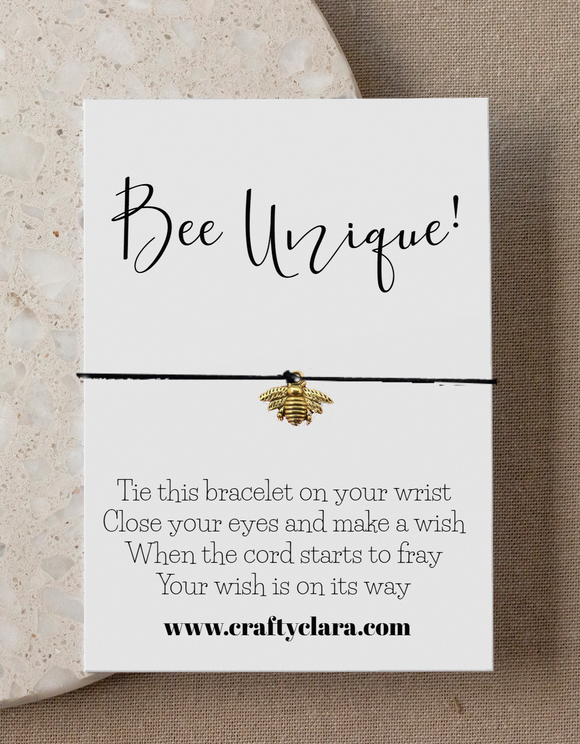 Bee Unique Bracelet