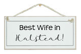 Best Husband/Wife in...