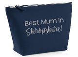 Best Mum in...make up bag