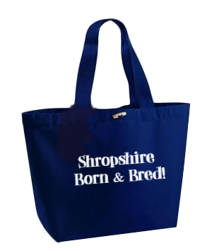 Born and Bred...French Navy Marina Bag