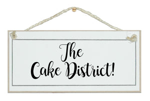 The Cake District!