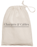 Chargers & Cables travel bag