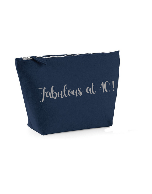Fabulous at....make up bag