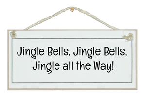 Jingle bells...sign