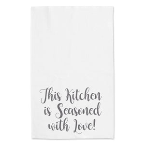Kitchen with love... tea towel