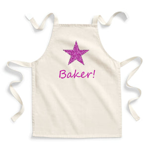 Star Baker Junior Aprons