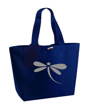 Dragonfly Design Marina Bags