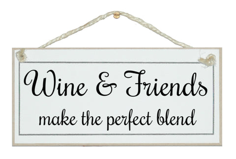 Wine & Friends/blend