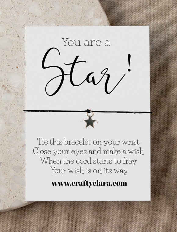 You're a Star! Star Bracelet
