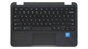 Dell Chromebook 11 3180 Keyboard, Palmrest & Touchpad
