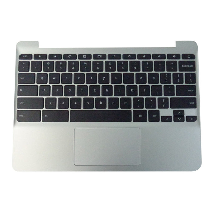 HP Chromebook 11 G5 Keyboard, Palmrest & Touchpad