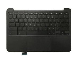 HP Chromebook 11 G4 EE Keyboard, Palmrest & Touchpad