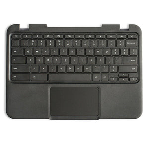 Lenovo N21 Chromebook Keyboard, Palmrest & Touchpad