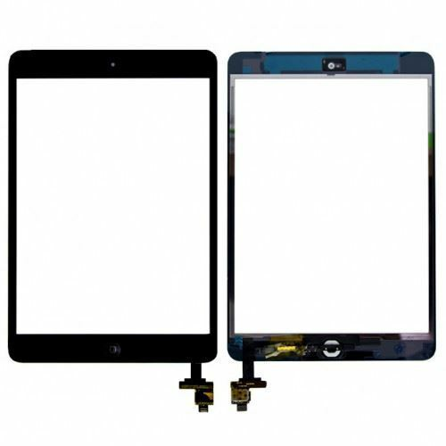 iPad Mini Digitizer for Gen 1, 2, and 3 w/ IC Chip