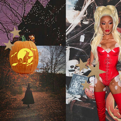 Best Celebrity Halloween Outfits of 2018