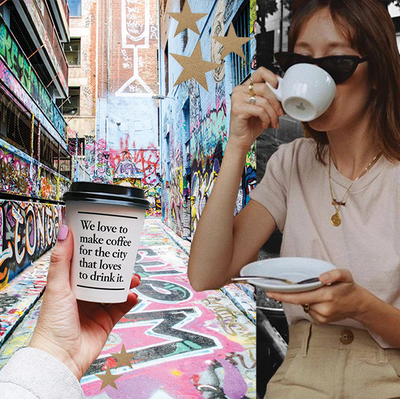 Melbourne's Best Vegan Cafes (and What We'd Wear to Them!)