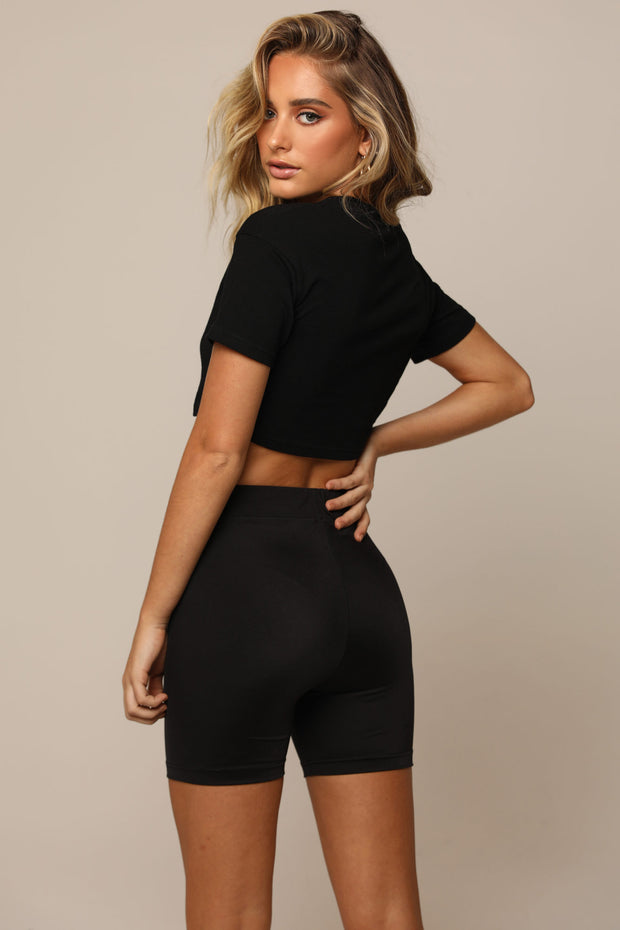 THE SAPPH CROP (Black)