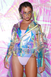 TBR IRIDESCENT JACKET - LIMITED EDITION