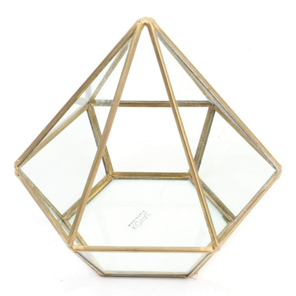 Geometric Pendant - Diamond