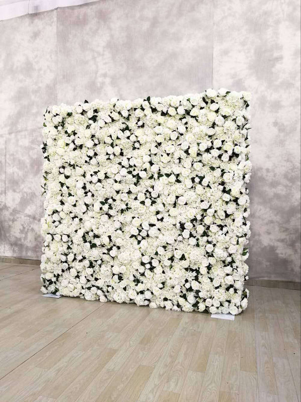 Silk Flower Wall Rental