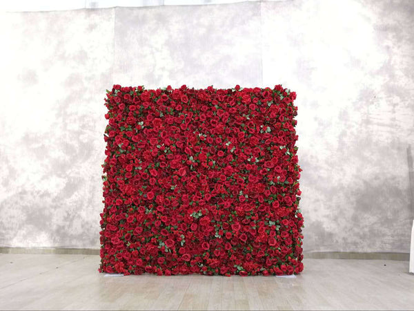 Flower Wall Backdrop Rental