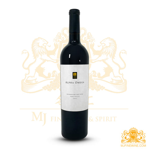 Alpha Omega Proprietary 2011 Red
