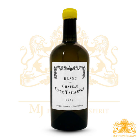 Chateau Vieux Taillefer Blanc 2016 750ml