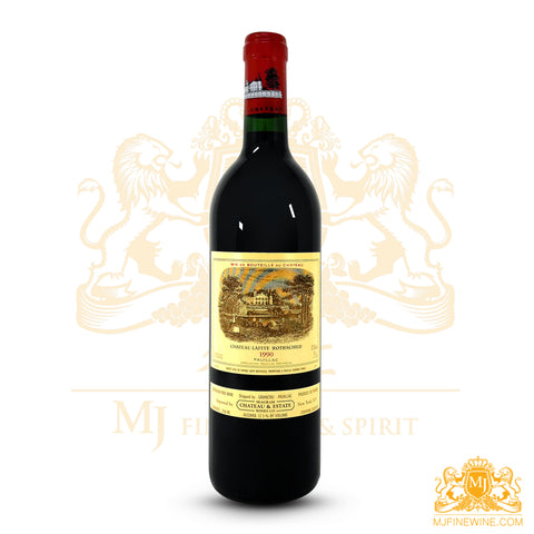 Chateau Lafite 1990 Red 750ml