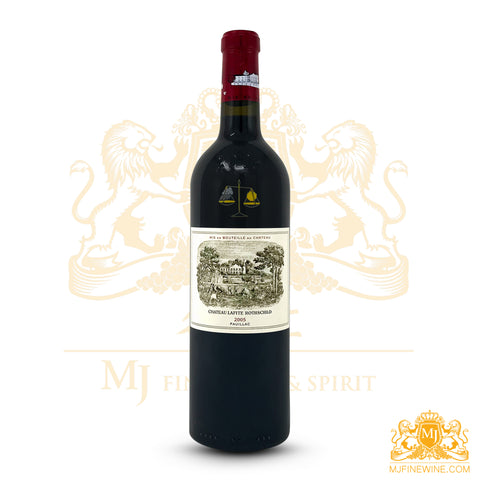 Chateau Lafite 2005 Red 750ml