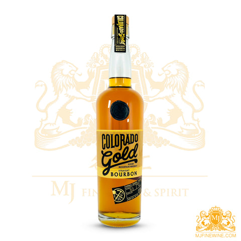 Colorado Gold Straight Bourbon 750ml