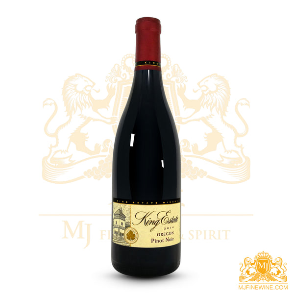 King Estate 2014 Pinot Noir 750ml