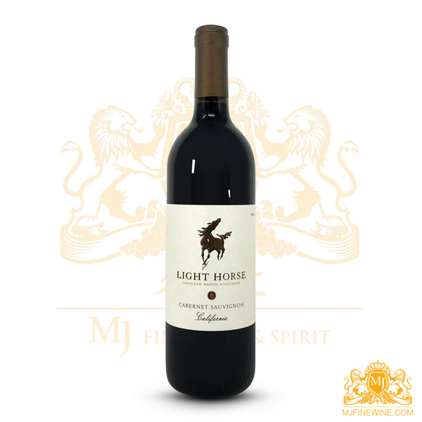 Light Horse 2014 Cabernet Sauvignon 750ml