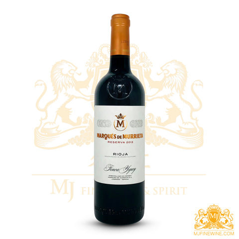 Marques de Murrieta Rioja Reserva 2013 750ml