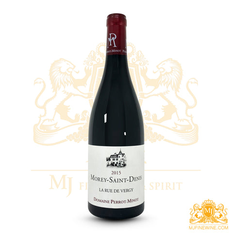 Morey Saint Denis 2015 Pinot Noir 750ml