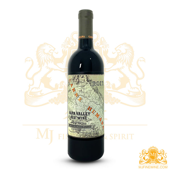 Carne Humana Proprietary Red 2012 750ml