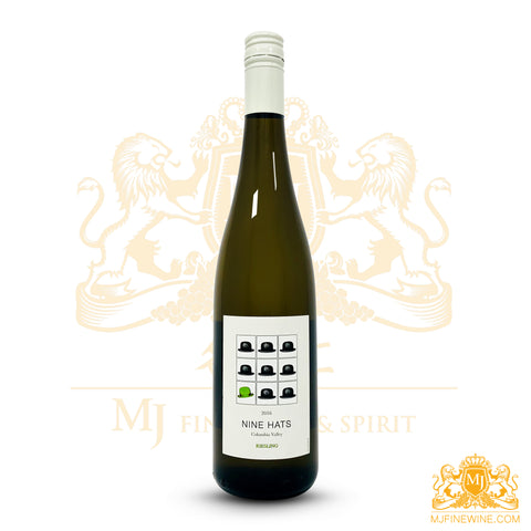 Nine Hats 2016 Riesling 750ml