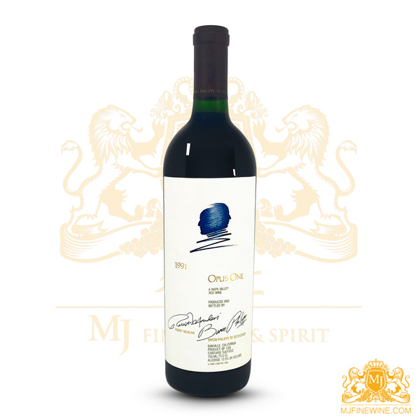 Opus One 1991 Red 750ml