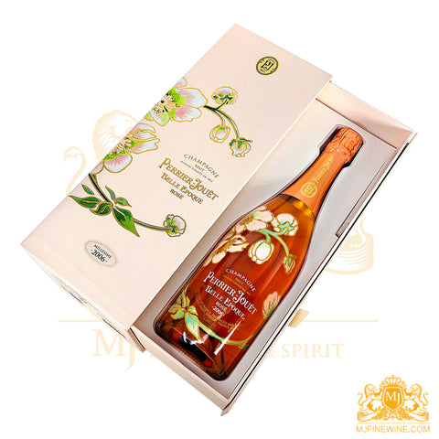 Perrier-Jouet Rose Belle Epoque with Gift Box 2006 750ml