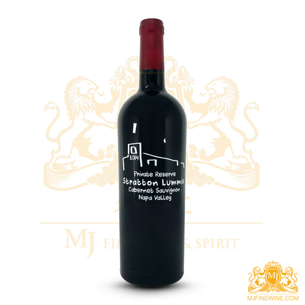 Stratton Lummis Private Reserve Cabernet Sauvignon 2014 750ml