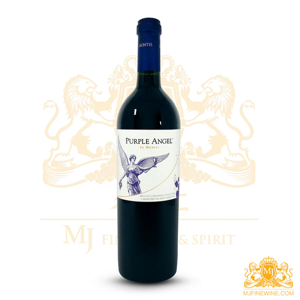 Montes Purple Angel Apalta 2013 Vineyard Carmenere 750ml
